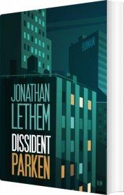 dissidentparken - bog