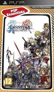 dissidia final fantasy (essentials) - psp