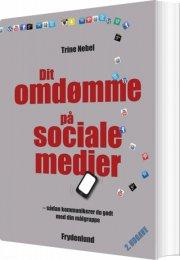 dit omdømme på sociale medier - bog