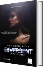divergent - film udgave - bog