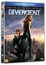 divergent - DVD