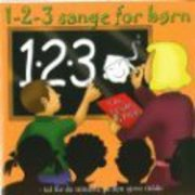Image of   1-2-3 Sange For Børn - CD