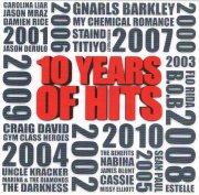 - 10 years of hits - cd