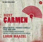 Image of   Bizet: Carmen [dobbelt-cd] - CD