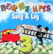 Image of   Børnehits Vol. 3 - Sang Og Leg - CD