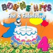 Børnehits Vol. 5 - Fest & Fødselsdage - CD