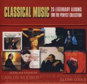 Image of   Classical Music - 25 Legendary Albums For The Perfect Collection - CD