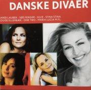 Image of   Danske Divaer - CD