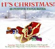 - its christmas - 50 festive favourites - cd