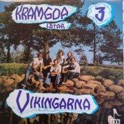 Vikingarna - Kramgoa Låtar 3 - CD