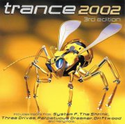 - trance 2002 3rd edition - cd