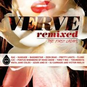 - verve remixed: the first ladies - cd