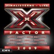 Image of   X Factor Finalisterne Live 2009 - CD
