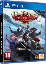 divinity: original sin ii - definitive edition - PS4