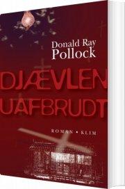 djævlen uafbrudt - bog