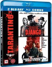 django unchained / inglourious basterds - Blu-Ray