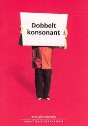 dobbelt konsonant - bog