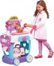 doktor mcstuffins rullebord / hospitalsbord - Rolleleg