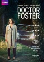 doctor foster - sæson 1 - bbc - DVD