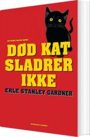 død kat sladrer ikke - bog