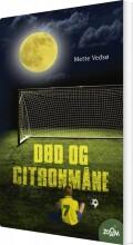 død og citronmåne - bog