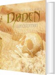 døden i sandstormen - bog