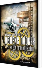 dødens droner - bog