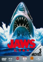 jaws 2 // jaws 3 // jaws 4 - DVD