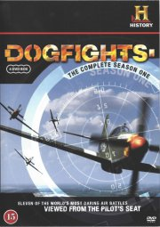 dogfights - sæson 1 - history channel - DVD