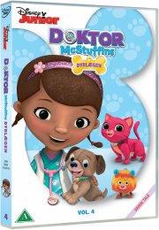 doktor mcstuffins / dr. mcstuffins - dyrlægen - DVD
