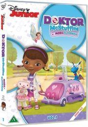 doktor mcstuffins - mobilklinikken - DVD