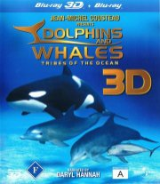 dolphins and whales - tribes of the ocean - 3D Blu-Ray