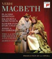 domingo plácido verdi: macbeth - Blu-Ray