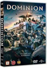 dominion - sæson 2 - DVD