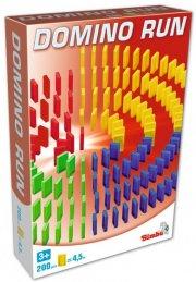 domino run - spil med 200 brikker - Brætspil
