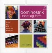 domino-strik i farve og form - bog