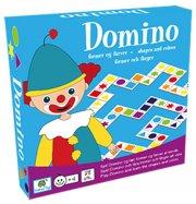 domino spil med former og farver - Brætspil