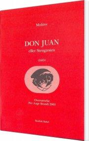 don juan eller stengæsten - bog