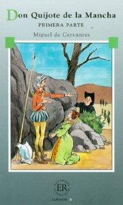 don quijote de la mancha - bog