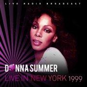 donna summer - live in new york - 1999 - Vinyl / LP