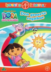 dora the explorer / dora udforskeren - den generte regnbue - DVD