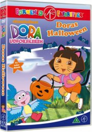 dora the explorer / dora udforskeren - doras halloween - DVD