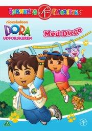 dora the explorer / dora udforskeren - mød diego - DVD