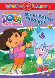 dora the explorer / dora udforskeren - på eventyr med dyr - DVD