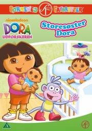 dora the explorer / dora udforskeren - storesøster dora - DVD