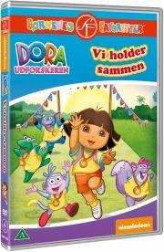 dora the explorer / dora udforskeren - vi holder sammen - DVD