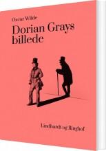 dorian grays billede - bog