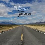 mark knopfler - down the road wherever - cd