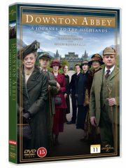 downton abbey: a journey to the highlands - DVD