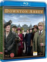 downton abbey: a journey to the highlands - Blu-Ray